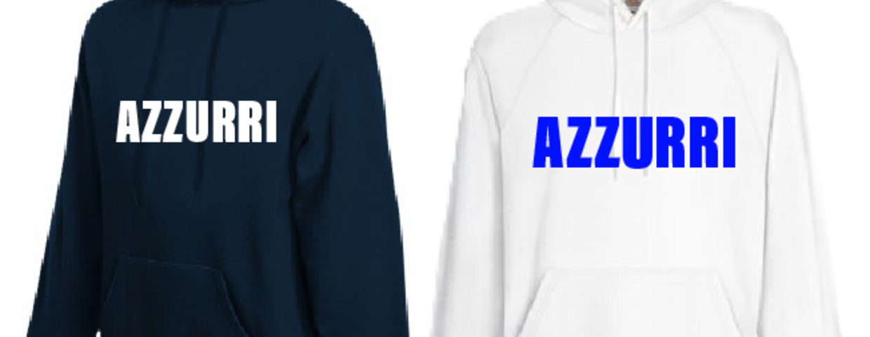 Azzurri Hoodies